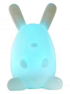 Casaflora bleue veilleuse lapin bébé de Vert Baudet
