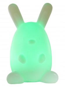 Casaflora verte veilleuse lapin bébé de Vert Baudet