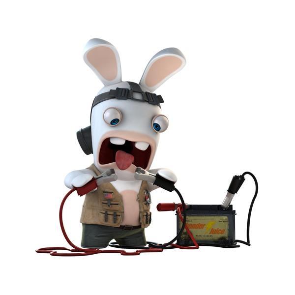 Lapin cr tin le monde des lapins tout sur les lapins esp ce litt rature jeux c l bres - Lapin cretin image ...