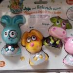 Jojo Lapin et ses amis (figurines)