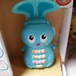 Jojo Lapin téléphone de bébé
