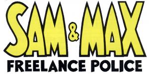 Logo de la bande dessinée Sam & Max