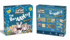 Boite de jeux Lapin Crétins : The bwaahte