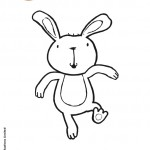 Lapin de Poppy Cat - Les Zouzous France 5