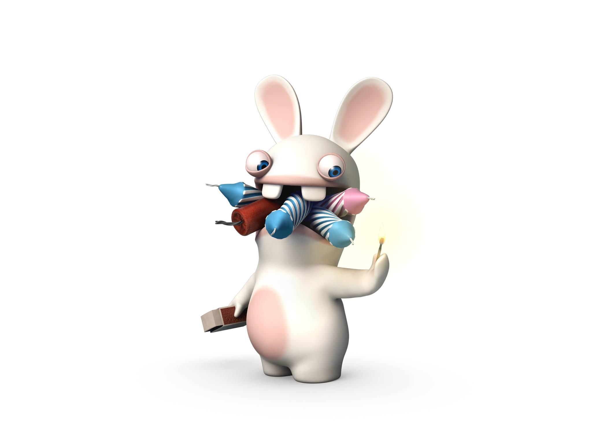 Humour de lapins cretins 4 le monde des lapins tout sur les lapins esp ce litt rature - Lapin cretin image ...