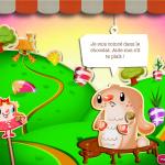 Le Lapin de Pâques de Candy Crush Saga