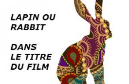lapin ou rabbit titre film