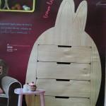 Armoire Lapin - Vert Baudet 2013