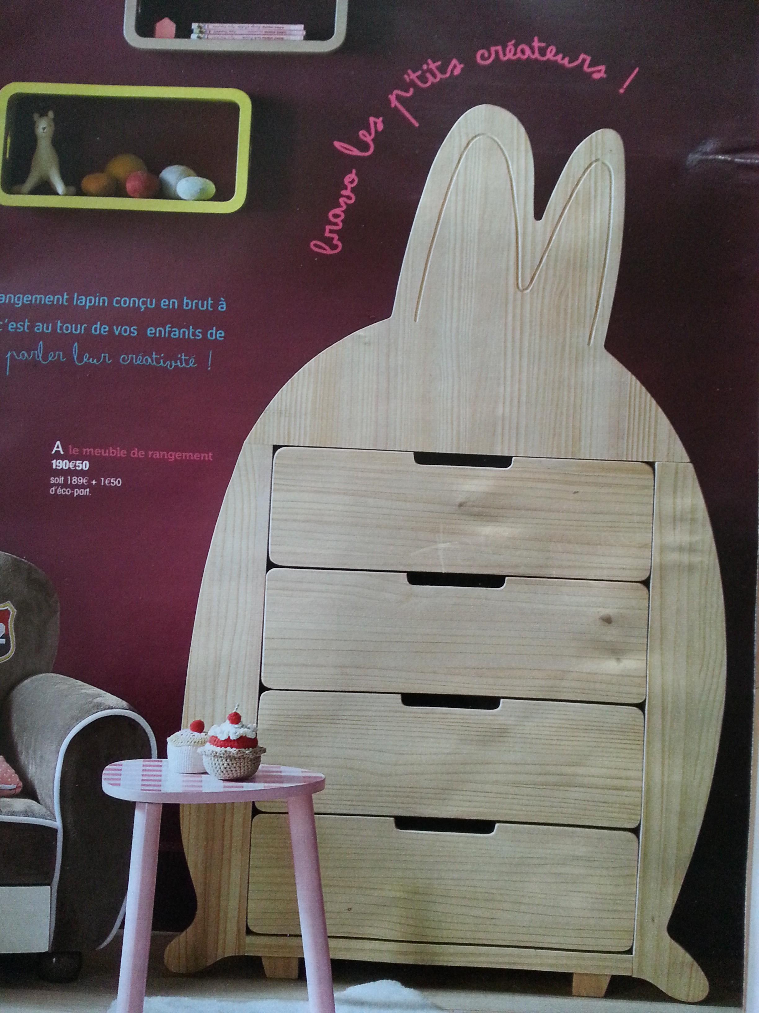 rangement le monde des lapins tout sur les lapins. Black Bedroom Furniture Sets. Home Design Ideas