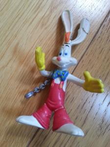 Figurine de Roger Rabbit de Walt Dysney - ©www.le-monde-des-lapins.fr