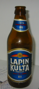 Lapin Kulta III beer