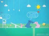 Capture d'écran du jeu Paper Rabbit fortune hunter