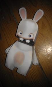 Paper Toy Lapins Crétins - http://www.le-monde-des-lapins.fr