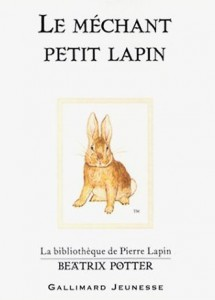 Le Méchant Petit lapin de Beatrix Potter