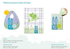 Collection lapin Chabadabada catalogue 2012