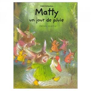Matty, un jour de pluie de Valeri Gorbachev