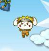 rabbit ninja jump personnage