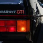 Le lapin qui fait vroom (Golf GTI ) - 1983 - VW (1)