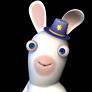 Lapin au chapeau - Thumbnail - Lapins Crétins