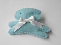 Pretty Blue Usagi By Iza