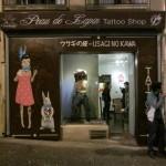 Devanture Peau De Lapin TattooShop