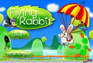 Flying rabbit jeu en ligne