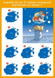 Le Lapin Père Noël - www.jedessine.com