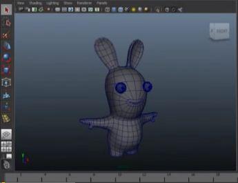 Mod Lisation D Un Lapin Cr Tin 3d Le Monde Des Lapins