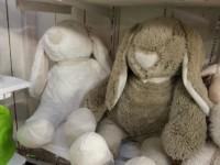 Peluches de lapin - ©www.le-monde-des-lapins.fr