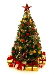 Le sapin de Noël du Lapin Duracell