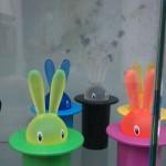 Porte cure-dents d'Alessi - ©www.le-monde-des-lapins.fr