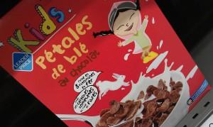 Kids céréales chocolat - ©www.le-monde-des-lapins.fr