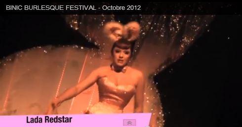 Lada Redstar - Breizh Burlesque Festival