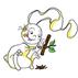 le lapin de trotte-lapin
