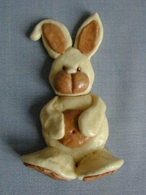 P te sel de lapin le monde des lapins tout sur les - Pinceau patte de lapin ...