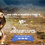 futiroscope LC jeu lancement - capture d'écran par http://www.le-monde-des-lapins.fr/
