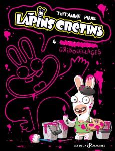 gribouillages lapins cretin T4